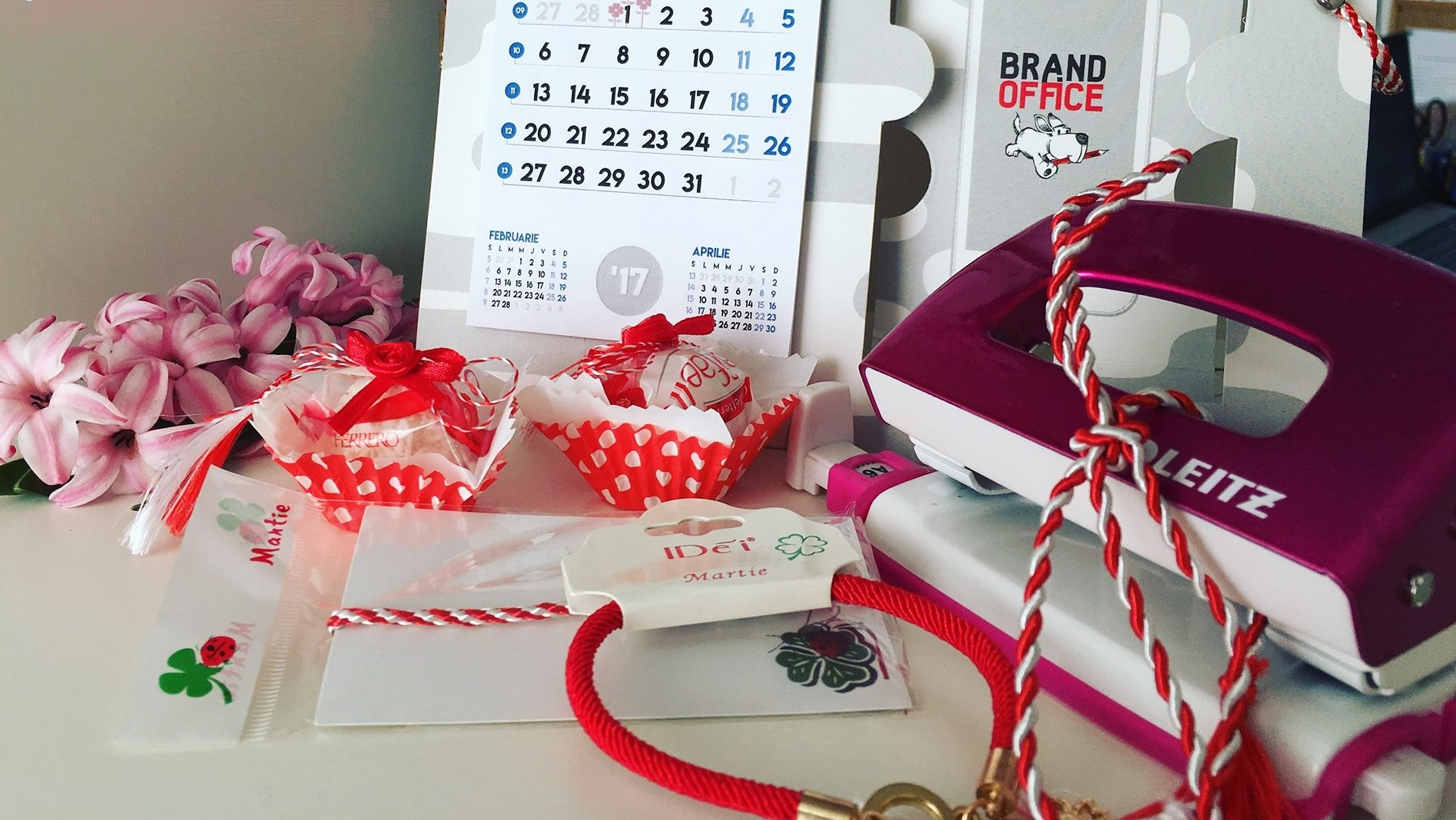 brand office gifts at paperworld middle east