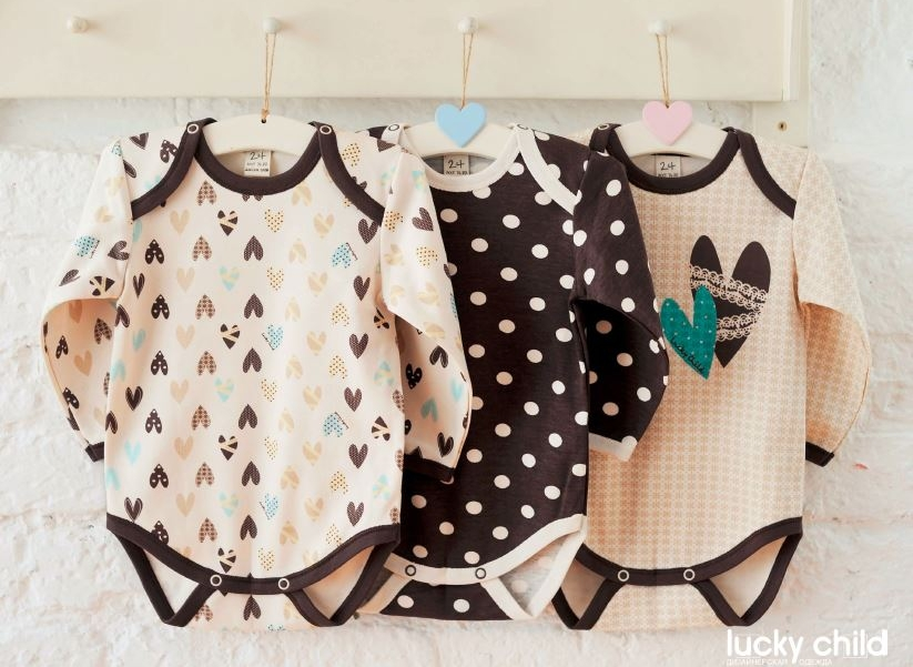Lucky child baby clothes at paperworld middle east