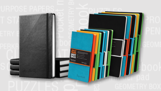 paperworld middle east 2019 itc notebooks