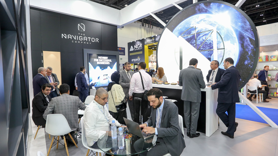 Exhibitors Paperworld Middle East