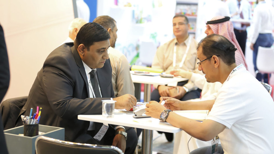 Business Matchmaking Paperworld Middle East