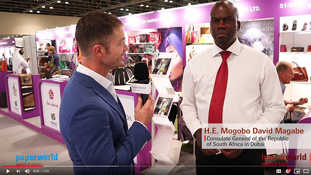 Paperworld Middle East - SAFLEC Interview