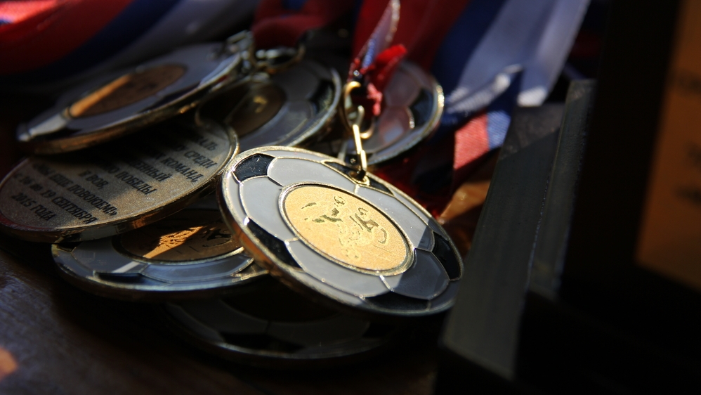 Paperworld Middle East - Corporate Gifts Medals and trophies