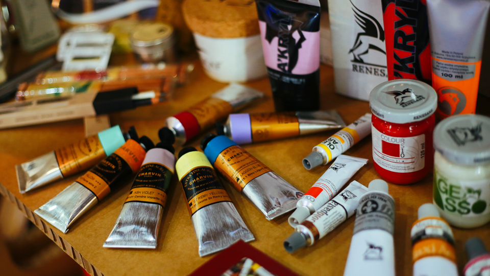 Paperworld Middle East - Arts and Crafts Supplies