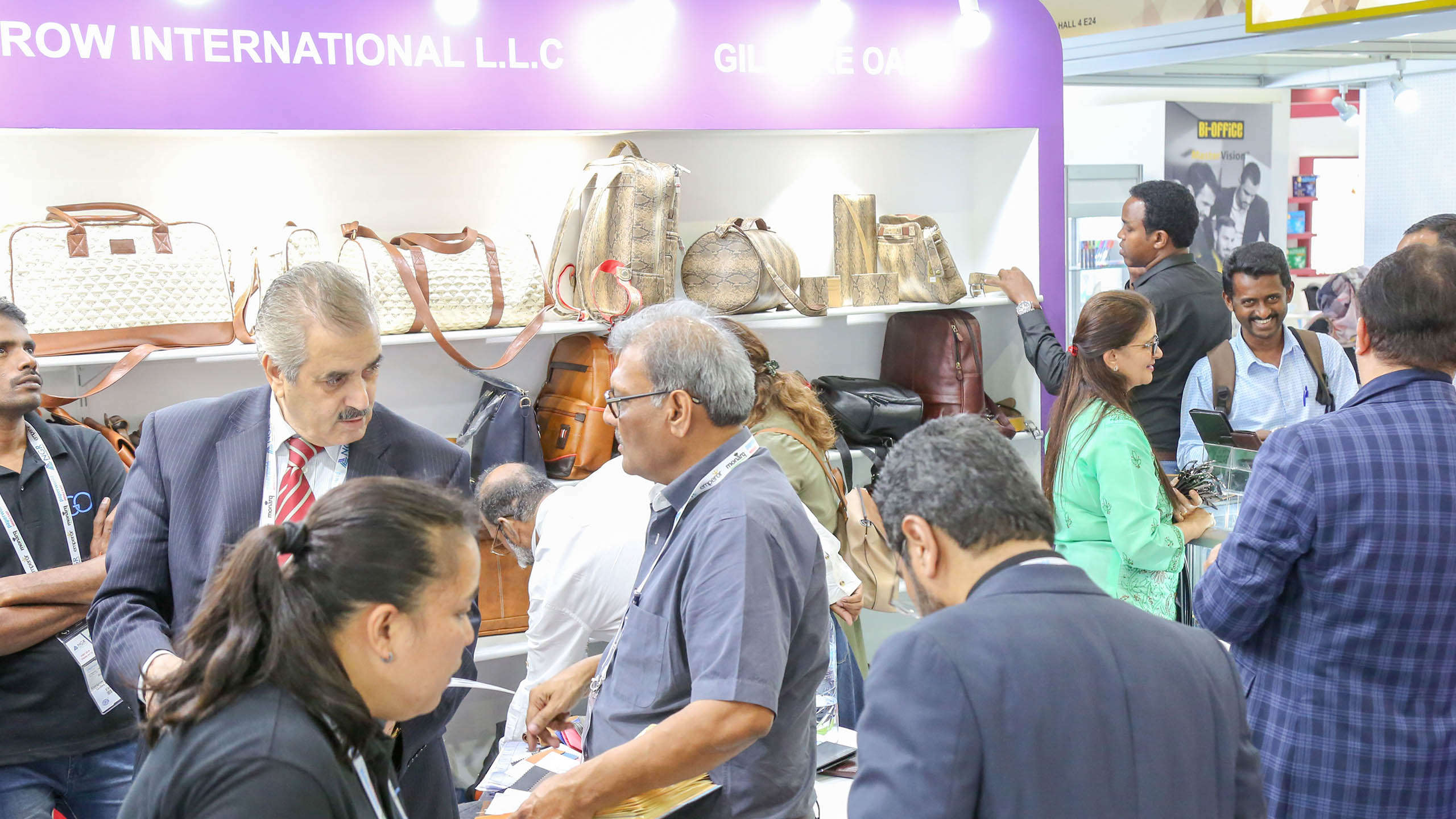 Leatherworld Middle East - Learn more about the show