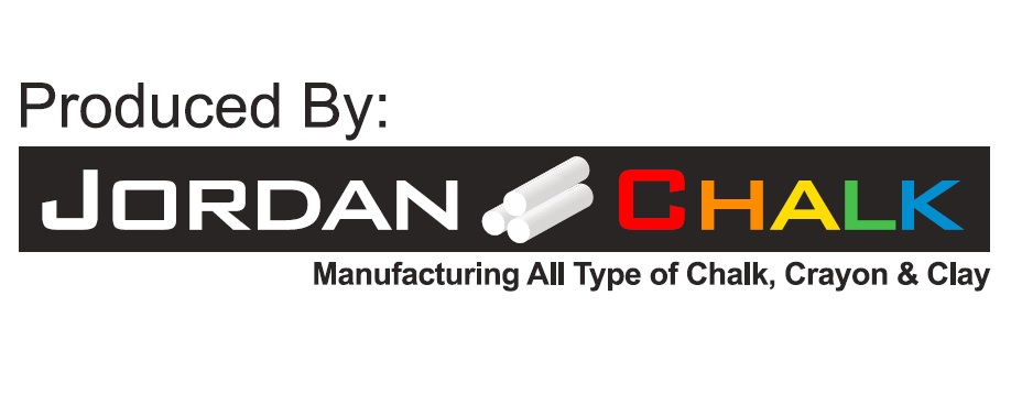 jordan chalk logo paperworld middle east