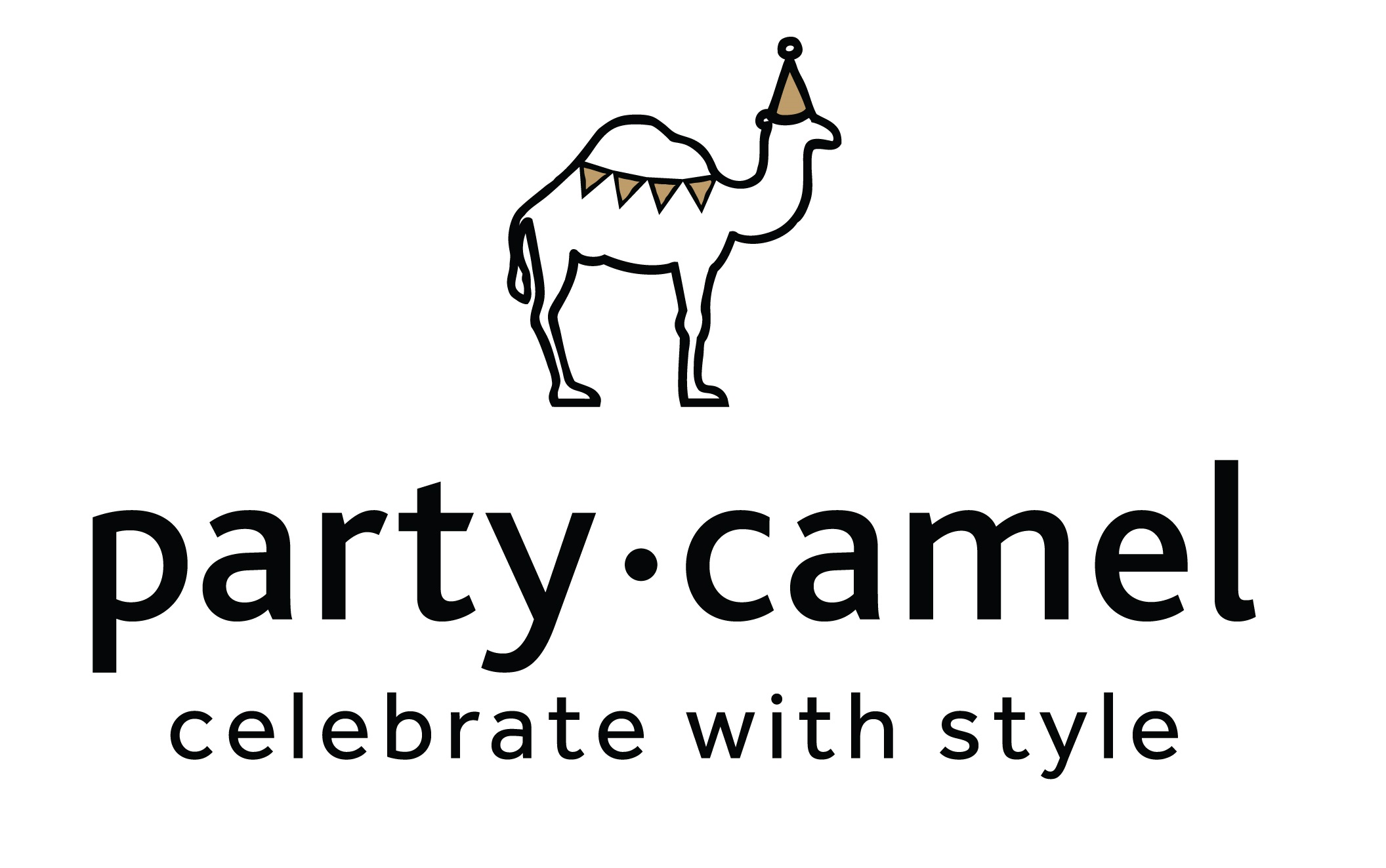 Paperworld Middle East Playworld Party camel logo