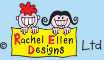 Paperworld Middle East Playworld Rachel Ellen Designs logo
