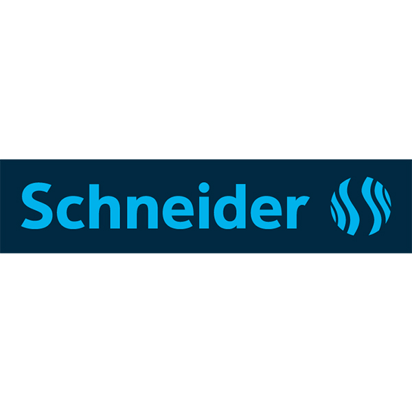 Schneider logo paperworld middle east